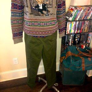 Polo Ralph Lauren GREEN Pants